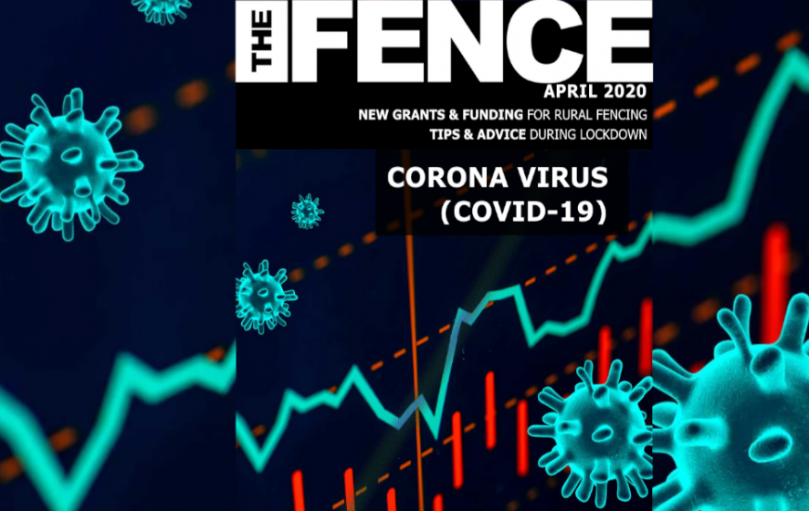 Read the April edition of THE FENCE magazine